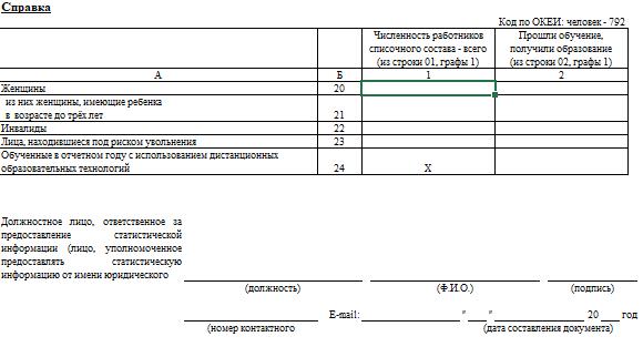 форма 1 т гмс инструкция по заполнению