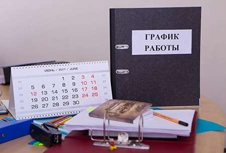 образец организационно штатное расписание