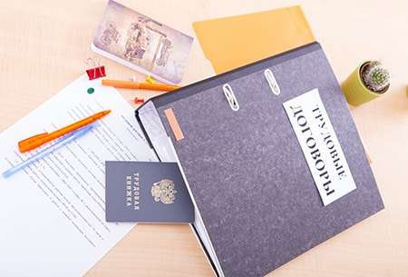 Соглашение о расторжении договора подряда