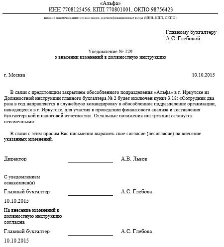 Расторжение договора по соглашению сторон: образец 2019