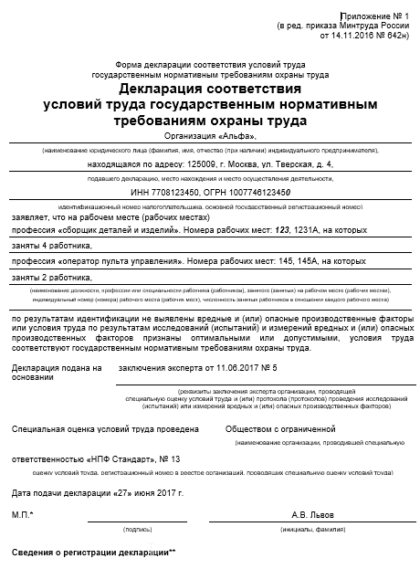 Комментарий к ст. 219 ТК РФ: право работника на труд в условиях, отвечающих требованиям охраны труда