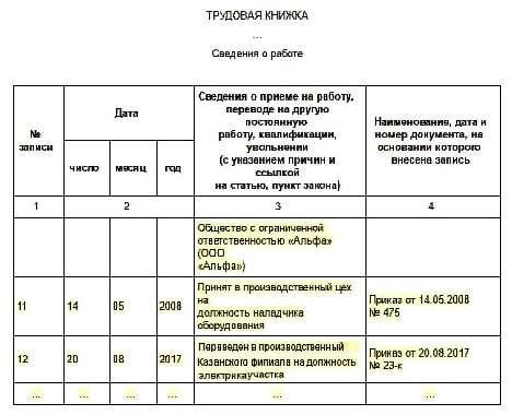 Изображение - Как сделать запись в трудовой книжке о переводе trud_knigka_3_210317