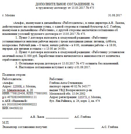 Трудовой кодекс 2017 для директора школы