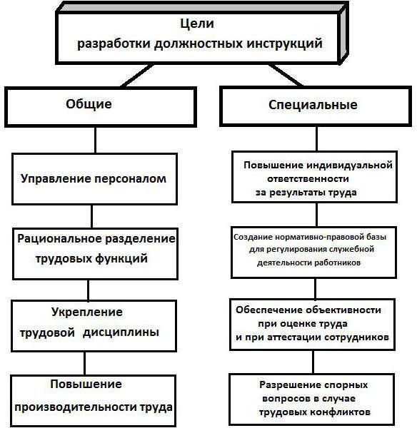 Разработка Должностных Инструкций И Правила Их Оформления - фото 5