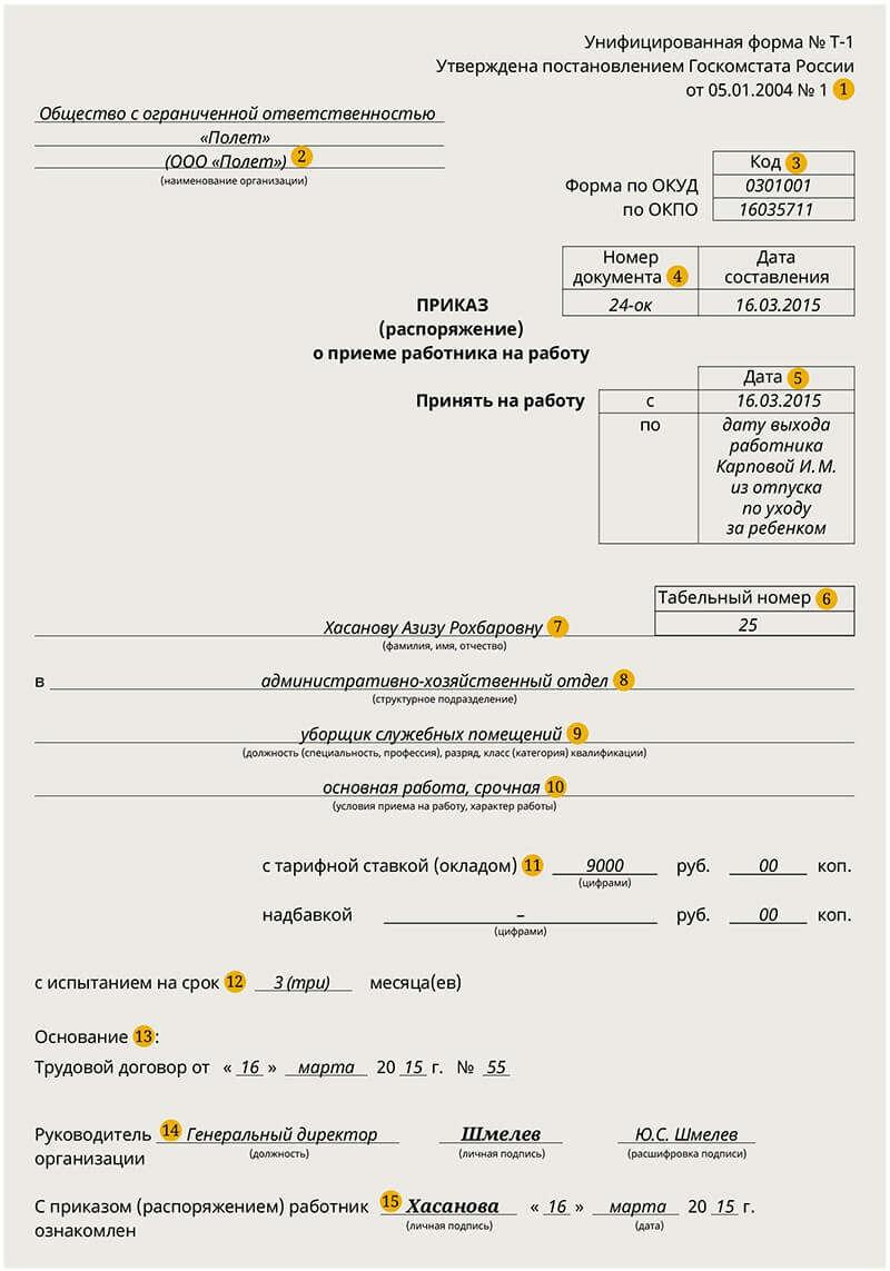 трудовой договор образец 2011 бланк украина